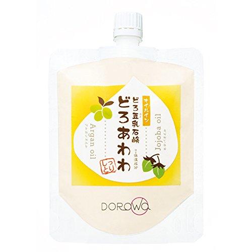 どろ豆乳石鹸 どろあわわ しっとリッチ 冬季限定 DOROwa 110g 健康コーポレーション