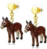 (レイビームス) Ray BEAMS nach / Animal ピアス 73422089309 donkey 73422089309 donkey ONE SIZE