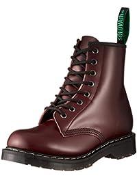 [ソロヴェアー] ブーツ 8 Eyelet Derby Boot with Plain Vamp Classic Collection レディース
