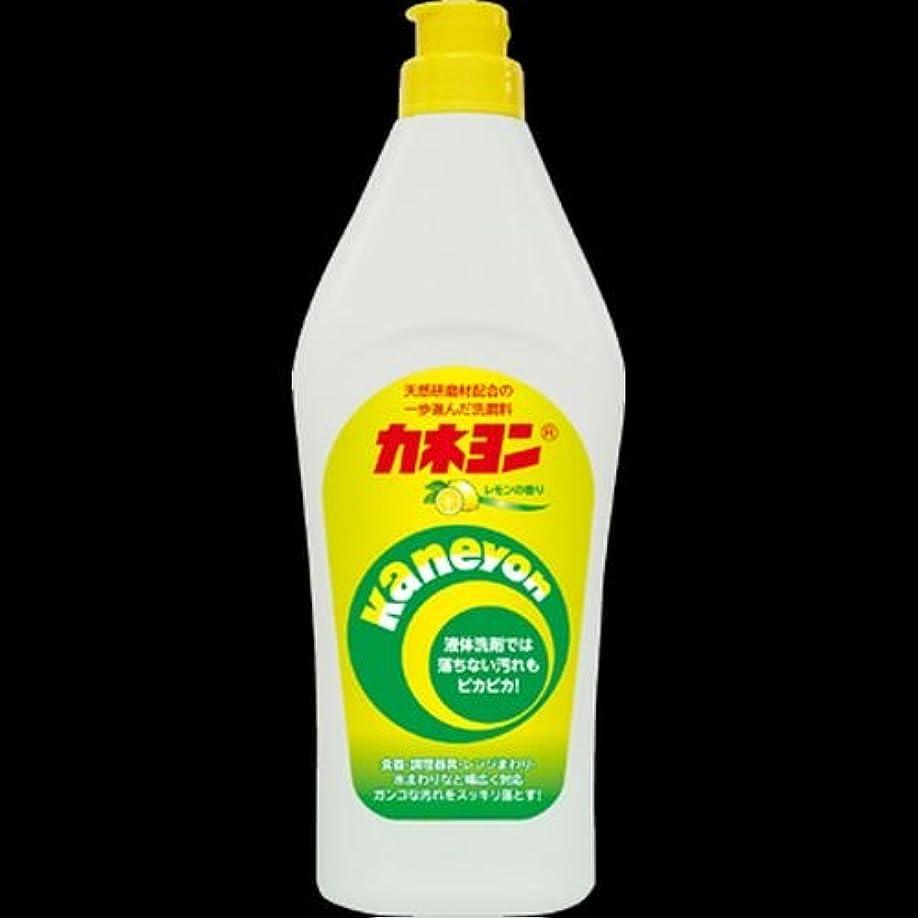 行う慣れている法廷【まとめ買い】カネヨ石鹸 カネヨンレモン 550g ×2セット