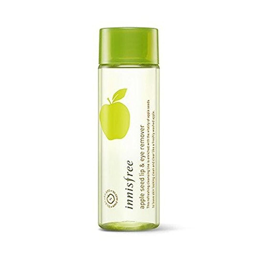 スチール関与する試みる(6 Pack) INNISFREE Apple Seed Lip & Eye Remover 100 ml (並行輸入品)