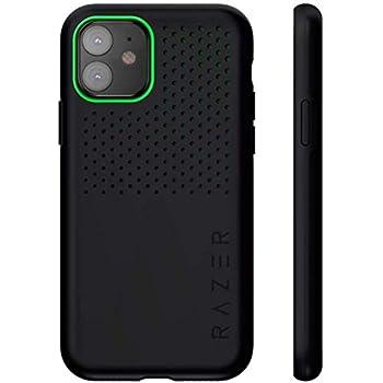 Razer iPhone 11 冷却 ケース 高い排熱性 耐衝撃 Arctech Pro Black 【日本正規代理店保証品】 RC21-0145PB07-R3M1