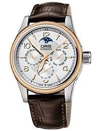 オリス ビッグクラウン コンプリケーション 58276784361D メンズ 腕時計 ORIS Big Crown [並行輸入品]