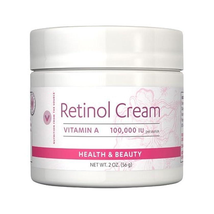 取得勧める実質的Vitamin World ビタミンワールド レチノールクリーム56g(2oz)[並行輸入品]