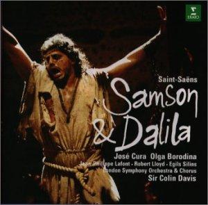 サン=サーンス:歌劇《サムソンとダリラ