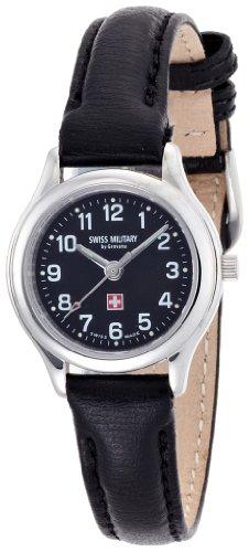腕時計 quartz (クォーツ) 3207.1937 レディース スイスミリタリー バイ グロバナ
