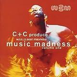 C+Cプロデュース・ワールド・ビート・マッドネス!?ミュージック・マッドネス(1)