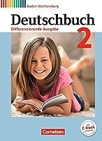 Deutschbuch Band 2: 6. Schuljahr - Realschule Baden-Wuerttemberg - Bildungsplan 2016 - Schuelerbuch
