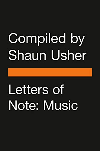 Letters of Note: Music (English Edition)