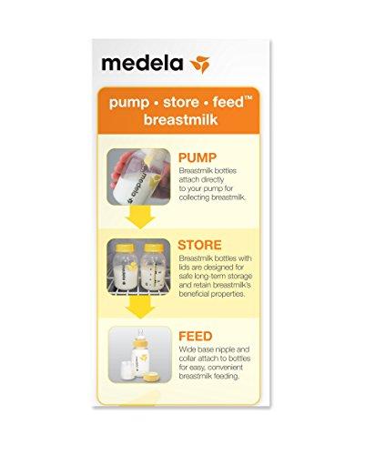 Medelaメデラ 母乳ボトル 150ml 3本セット