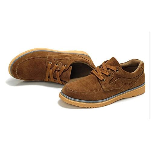 (チェリーレッド) CherryRed メンズ 靴 シューズ 紳士靴 カジュアルシューズ スニーカー 運動靴 スリッポン イギリス風 作業靴 軽量 履き心地よい 2#