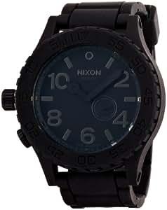 [ニクソン]NIXON RUBBER 51-30: BLACK NA236000-00 メンズ 【正規輸入品】