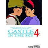 Castle in the Sky 4 (Castle in the Sky Series) (Castle in the Sky Film Comics)