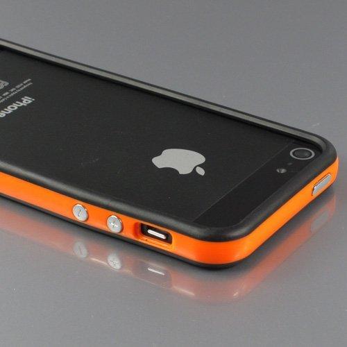 i-Beans【全43色】iPhone5 用バンパー ソフト...