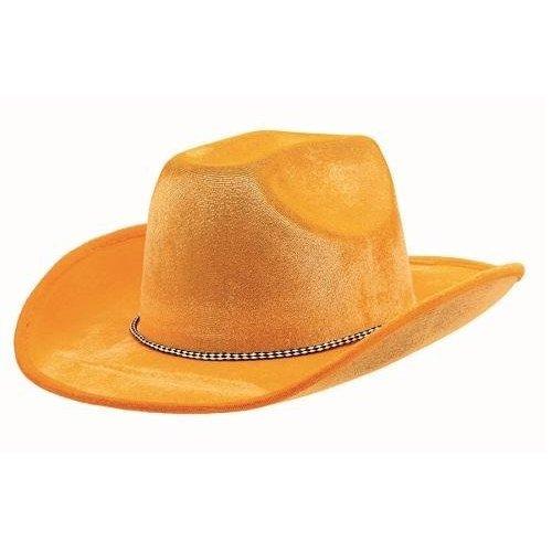 Orange Cowboy Hat おもちゃ [並行輸入品]
