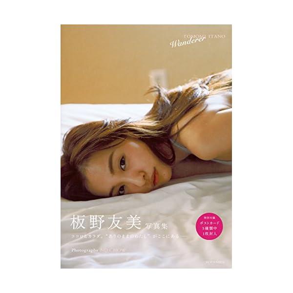 板野友美 写真集「Wanderer」の紹介画像7