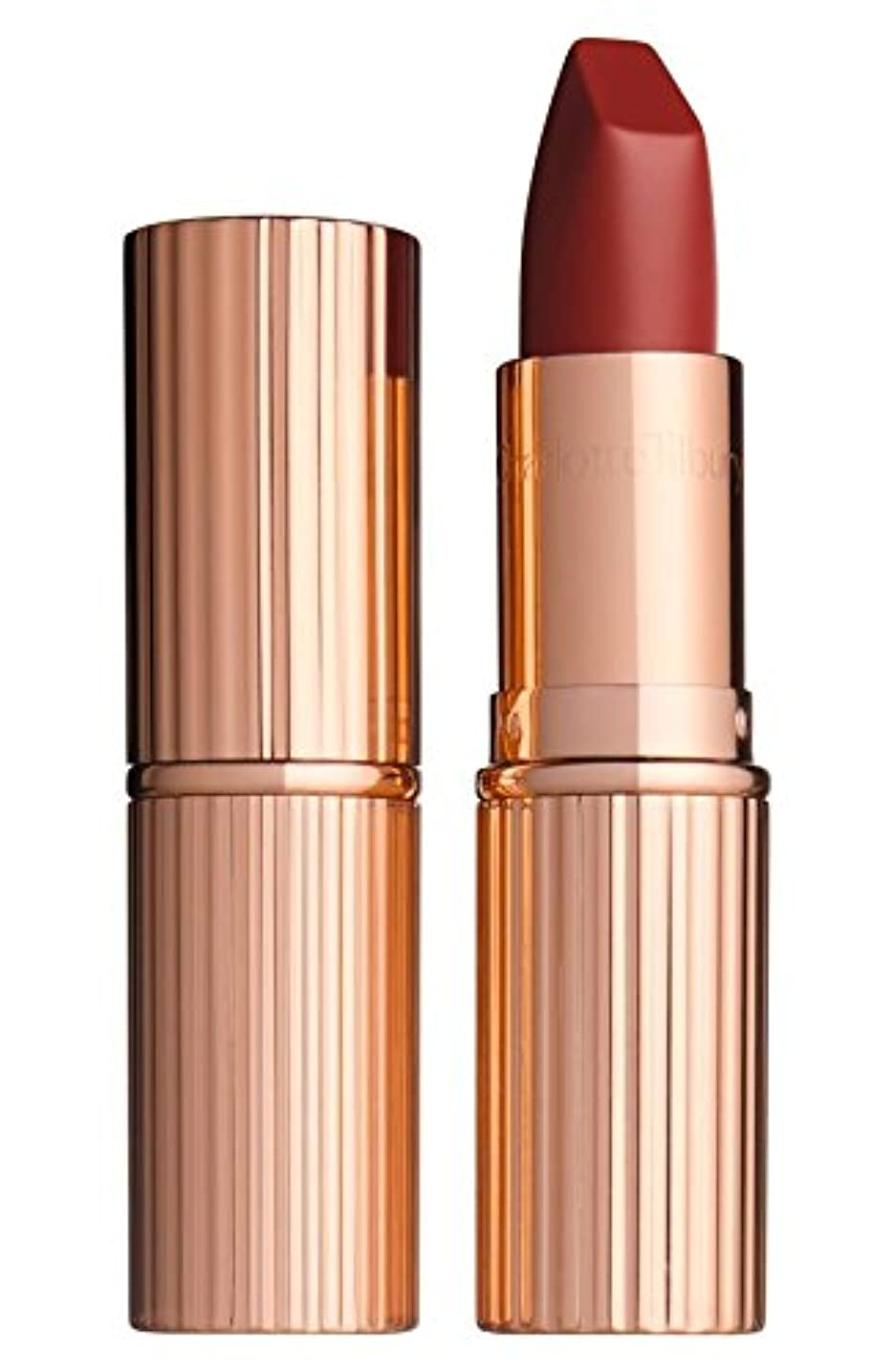 非効率的なシェル君主Charlotte Tilbury Luminous Modern-Matte Lipstick (Walk of Shame) [並行輸入品]