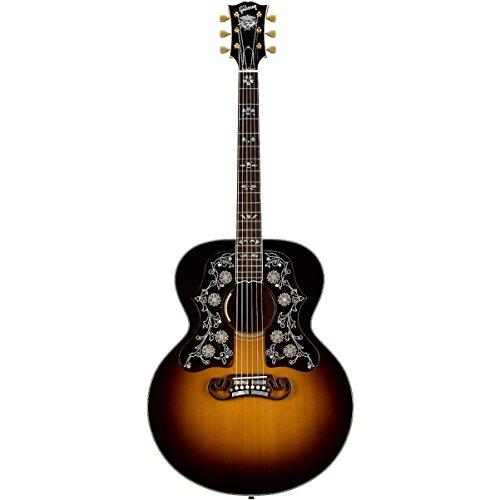 Gibson The Bob Dylan SJ-200 Player's Edition Vintage Sunburst ボブディラン アコースティックギター エレアコ (ギブソン SJ200)