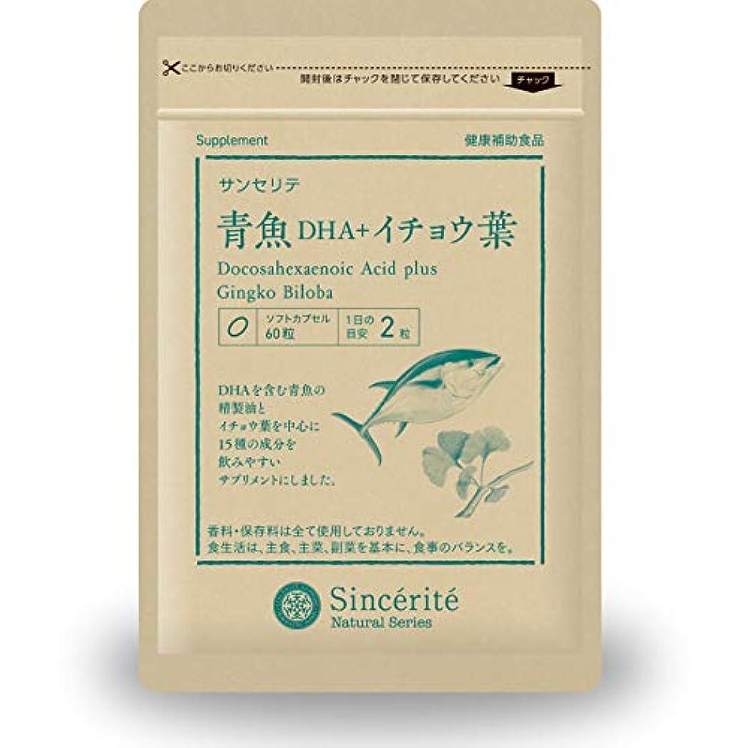 リストピース予防接種する青魚DHA+イチョウ葉 [DHA]101mg配合[国内製造]しっかり★30日分