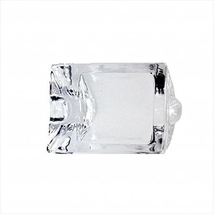 未使用意気消沈した魂kameyama candle(カメヤマキャンドル) エンジェルアイジョイント 「 Cホワイト 」 キャンドル 47x28x67mm (I8000104W)