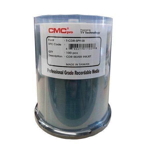 CMCpro データ用CD-R 700MB/48倍速/銀プリ...