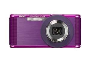 PENTAX デジタルカメラ Optio LS465 ルビーピンク 1600万画素 28mm 5倍 超小型軽量 OPTIOLS465PK 14075