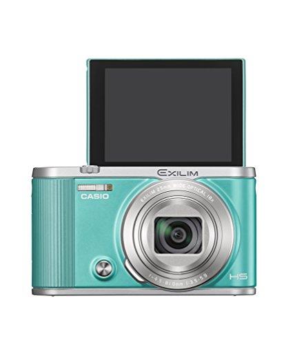 CASIO デジタルカメラ EXILIM EX-ZR1800BE 自分撮り・みんな撮りが簡単 シャッターを押すだけでキレイに撮れる -