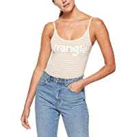 Wrangler Women's Vintage Stripe Bodysuit
