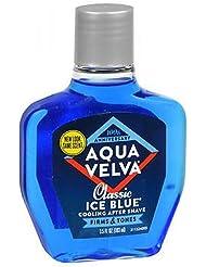 Aqua Velva Aqua Velva Classic Ice Blue Cooling After Shave, 3.5 oz (Pack of 3) by Aqua Velva