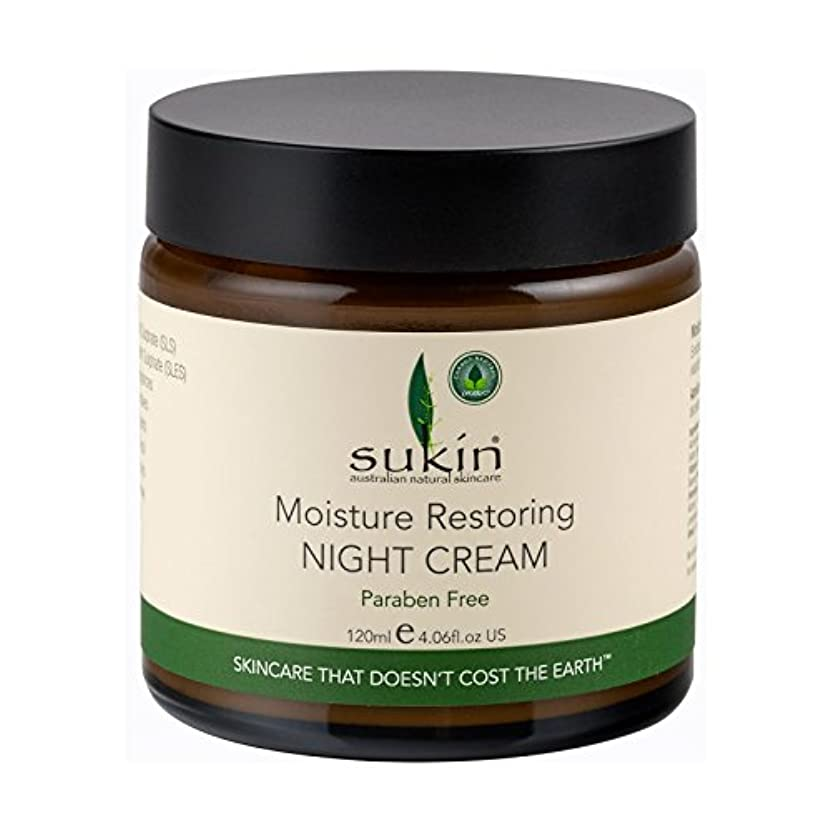 テセウスブラウズテラス[Sukin Moisture Restoring Night Cream] スキン モイスチャーナイトクリーム