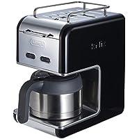 DeLonghi(デロンギ)kMix Collection ドリップコーヒーメーカー プレミアム 「CMB5T」 ブラック CMB5TBK