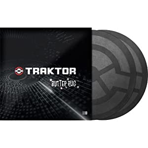 Native Instruments DJアクセサリー TRAKTOR BUTTER RUGS
