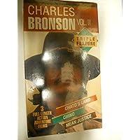 Bronson Triple Feature Vol. II [VHS] [並行輸入品]