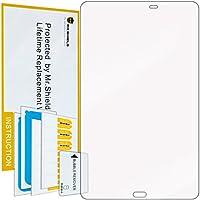 Mr Shield For Samsung Galaxy Tab A 10.1インチ(2016) [強化ガラス]画面プロテクター[ 0.3mm超薄型9h硬度2.5Dラウンドエッジ]で生涯交換保証