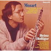 モーツァルト:オーボエ四重奏曲