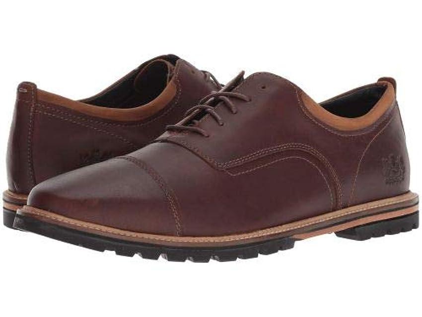 協定親密なブロッサムCole Haan(コールハーン) メンズ 男性用 シューズ 靴 オックスフォード 紳士靴 通勤靴 Richardson Grand Cap Toe Ox - Cognac [並行輸入品]