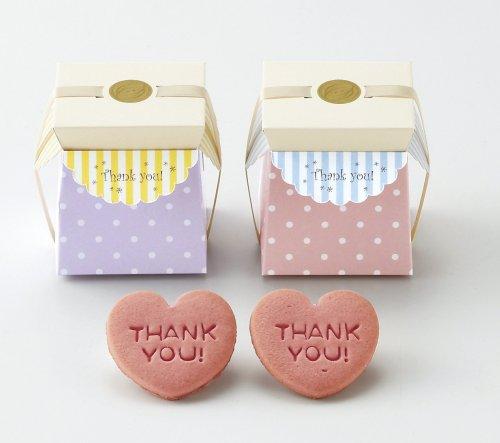 Sweet Box (Thank youクッキー) 【プチギフト】