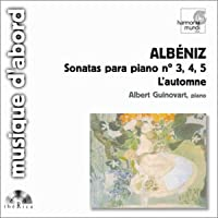 Albeniz: Sonatas for Piano