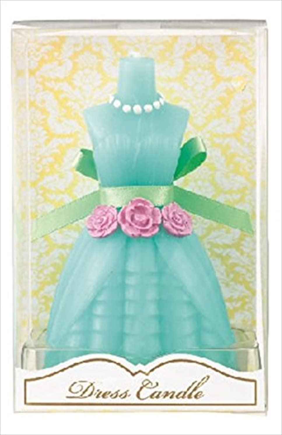 キャプチャー語違反kameyama candle(カメヤマキャンドル) ドレスキャンドル 「 エメラルド 」 キャンドル 60x54x98mm (A4460500EM)