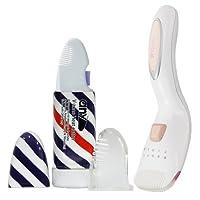 V-Zone Heat Cutter any Stylish(ストライプ) + ラヴィア Vライン トリマー フローラ セット
