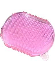 1Pcs Soft Silicone Massage Scrub Gloves For Peeling Body Bath Brush Exfoliating Gloves Footbrush for the Bath...