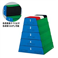 EVERNEW(エバニュー)フォームとび箱5段100cm/EKF326