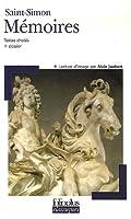 Memoires Saint Simon (Folio Plus Classique)