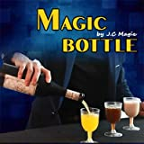 J-STAGE Magic Bottle by J.C Magic マジックボトル マジック 手品