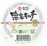 【冷蔵】大象 宗家キムチ 80g X10個
