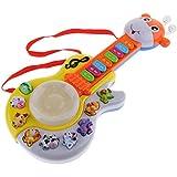 B Blesiya 音楽おもちゃ エレキギター 子ども 教育玩具 電気ギター