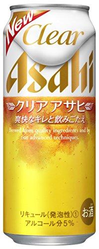クリア 6缶パック 缶500ml×6