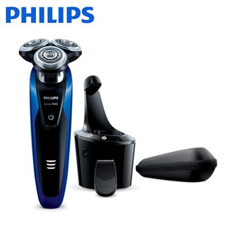 ただやるセラフ法王フィリップス メンズシェーバーPHILIPS 9000シリーズ ウェット&ドライ S9182/26