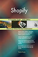 Shopify A Complete Guide - 2020 Edition