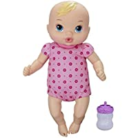ベイビーアライブ Baby Alive Luv 'n Snuggle Baby Doll Blond [並行輸入品]